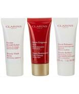 Clarins-From Paris France Womens 3-pc. Restorative 50+ Anti-Aging Skin C... - $41.87