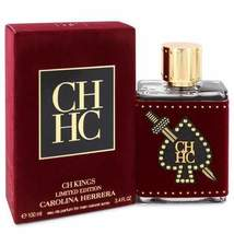 CH Kings by Carolina Herrera Eau De Parfum Spray (Limited Edition Bottle... - $113.55