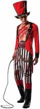 Rubie's Men's Mauled Ringmaster Costume, Multi, Standard - $34.19