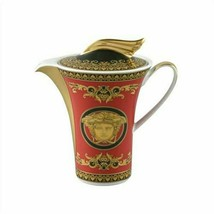 Versace Medusa Red Covered Creamer By Rosenthal - $396.00