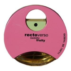 Ulric de Varens Rectoverso Sweety Fruity 1.7 edp spray boxed new(box shows wear)