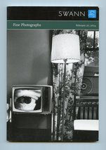 Swann Galleries Auction Catalog - Fine Photographs - Feb 27, 2014 - $29.00
