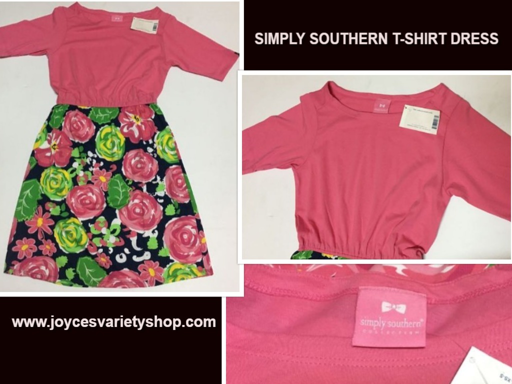 Simply southern dress web collage