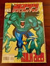 Marvel Comics Hulk 2099 Unlimited #3 - $7.87