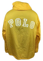 Vintage Ralph Lauren Polo Sport Jacket Spell Out 90s Stadium Windbreaker - $119.99