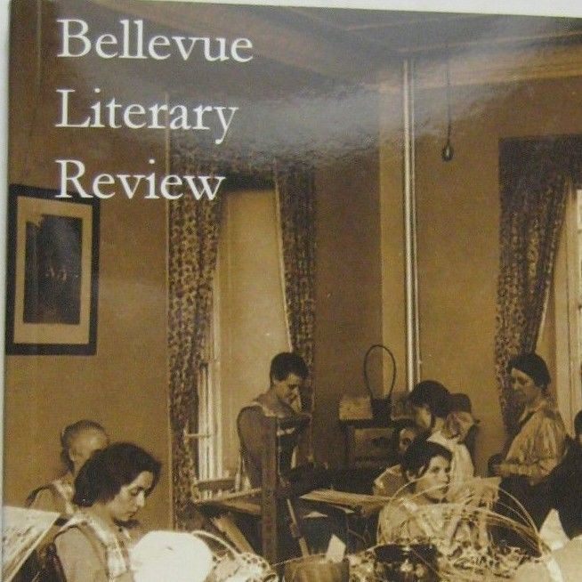 Bellevue Literary Review Journal Humanity Mental Illness Vol 6 No 2  Paperback