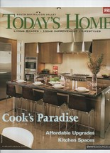 Today's Home - February / March 2009 - Cook's Paradise, Affordable Upgra... - $0.97