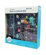 Top Flight School Supplies 13-Piece Multicolor Binder Notebooks Folders ... - $39.99
