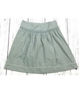 American Eagle Outfitters Women Size 6 Green Fit and Flare Skirt - $20.64