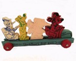 "VERY RARE STROMBECKER ""MICKEY MOUSE WOODEN BUS"" - €374,36 EUR"