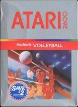 RealSports Volleyball [Atari 2600] - $8.99