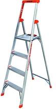 Flip-N-Lite 300-Pound Duty Rating 6-foot Stepladder with Platform (6 Feet) - $134.19