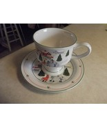 Sango Silent Night cup and saucer 4 available - $3.91