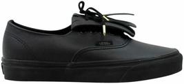 Vans Authentic Fringe Black/Gold VN0A3DPFFH3 Men's Size 4.5 - $60.00