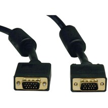 Tripp Lite P502-100 VGA High-Resolution Coaxial Monitor Cable with RGB C... - $71.58