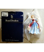 """FIGURINE Royal Doulton """"Amy"""" HN 3316 8"""" Tall Figure of the Year 1991 WIT... - $229.99"""