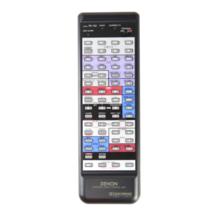 DENON RC-162 A/V Universal Remote Control Unit - $60.78