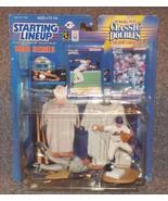 Vintage 1998 Starting Lineup Derek Jeter & Rey Ordonez 2 Pack Figures NIP - $39.99