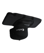 Car Hat Holder- Black- Curved Bill Style - £24.18 GBP