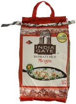 India Gate Basmati Mogra Rice 5kg  , Rice Tukdi , Basmati Rice , 5Kg Ric... - $67.44