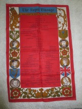 """NEW Ulster ROYAL LINEAGE Linen KITCHEN TOWEL - 20"""" x 30"""" - Ireland - $9.90"""