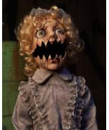 Halloween Doll 2.9 Ft Abandoned Annie Animatronic - $395.01