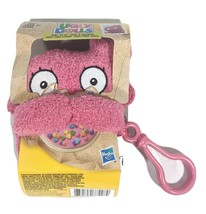 Ugly Dolls Moxy To Go Pink Plush Keychain Movie Feature New Box Hasbro 4... - $18.38