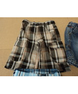 Name Brand Shorts Lot Of 4 Male Kids 2-4 3T Multi-Color - $21.54