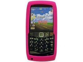 Cellet Pink Jelly Case for BlackBerry Pearl 9100 - $4.85