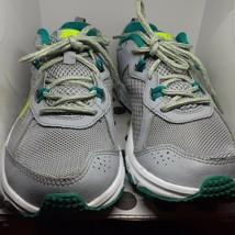 Nike Wild Trail  Womens  643074 003 Grey Green 2014 Deadstock Sneakers Shoes - $20.79