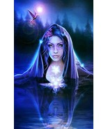 Readings and a working on your behalf or healing customized spells witch... - $180.00