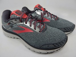 Brooks GTS 18 Size 10.5 M (B) EU 42.5 Women's Running Shoes Gray 1202681B079