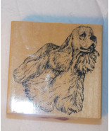 Stamp Gallary American Cocker Spaniel Dog Stamp... - $9.49