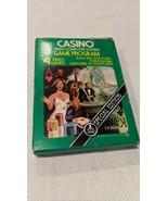 Casino Atari 2600 CX2652 Green Box  1978 - $9.80