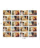 Ben Franklin USPS Full Sheet 20 x 39c US Postage Stamps Scott 4021-24 MN... - $20.79