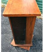 Oak CD Rack / Stand - $299.00