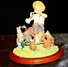 Days to Remember -Norman Rockwell Figurine Springtime 1927 AA19-1613 Vintage Hal