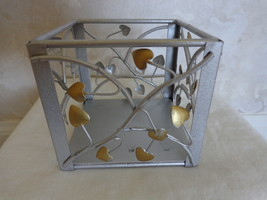 Tea Light Candle Holder by Hallmark Creation Collectibles (#0614)  - $7.99