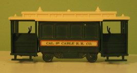 Avon Collectibles 1974 Cable Car Decanter - $8.37