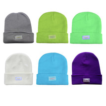 Soft And Comfortable Hat LED Light Cap Knit Beanie Hat with Batteries Ou... - £9.14 GBP