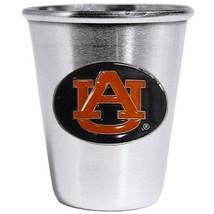 NCAA - Auburn Tigers Steel Shot Glass  - $24.99