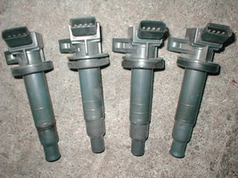 2000-2005 Toyota Celica Ignition Coil Packs Cylinder Coil All 4 - $69.30