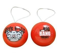 The Big Bang Theory Soft Kitty Design Christmas Holiday Ball Ornament NE... - $10.69