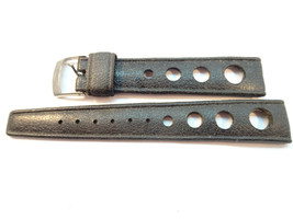 VINTAGE 1970'S TROPIC RALLY SPORT DIVER 17MM BUCKLE WATCH BAND - $120.00