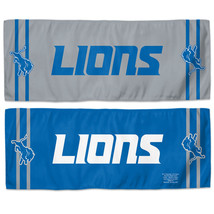 Detroit Lions Cooling Towel 12x30**Free Shipping** - $26.80
