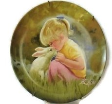 """Tender Moment 7.5"""" Plate by Donald Zolan - $19.80"""