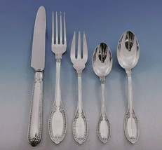 Empire by Buccellati Italy Sterling Silver Flatware Set Service 50 pcs D... - $8,995.00