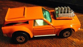 Matchbox Vintage Vantastic Voiture - 1975 Lesney Angleterre Orange Van A... - $24.71