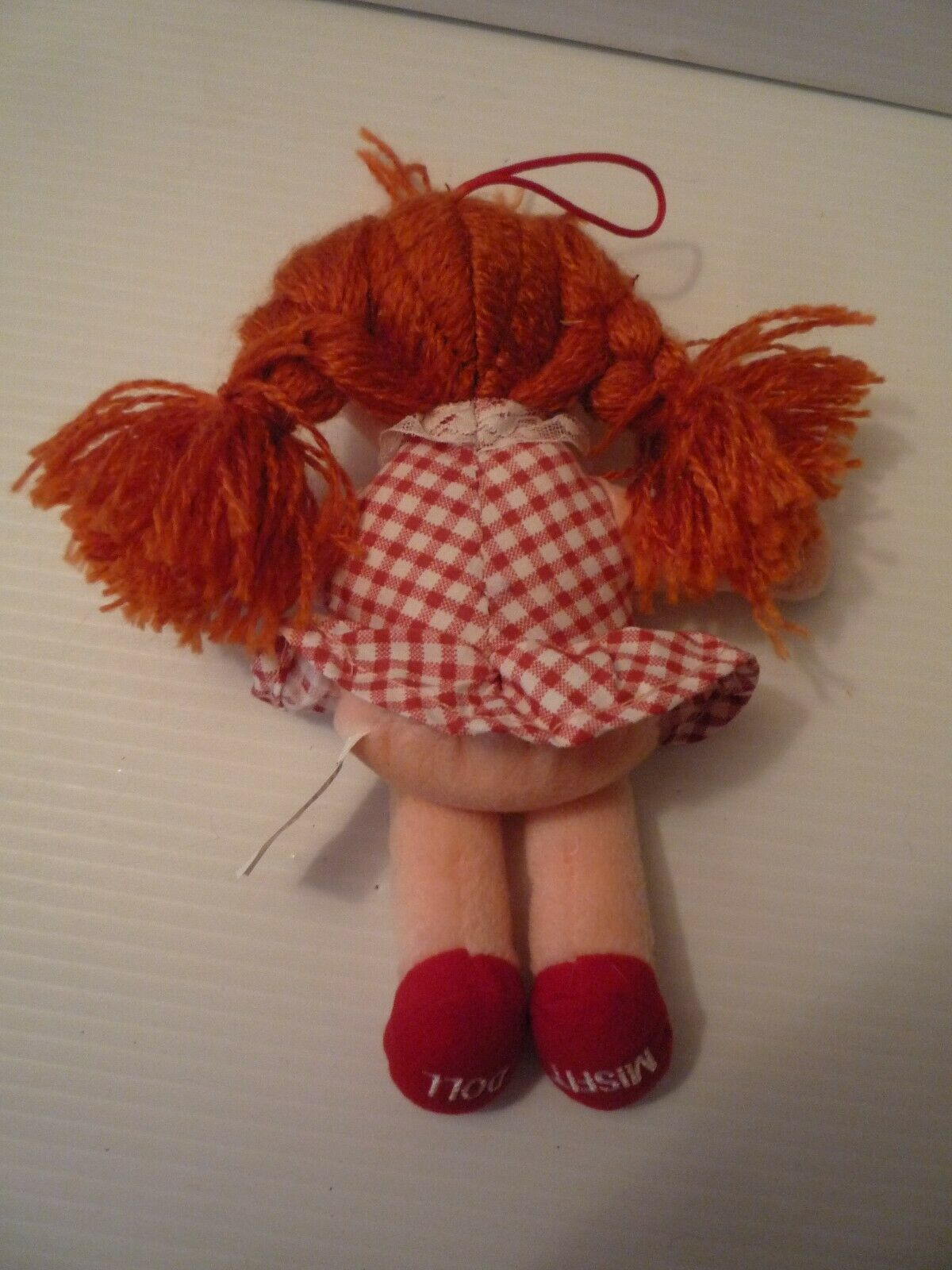 "Rudolph Misfit Toys, Rag Doll, Plush Bean 9""  Rudolph Company 2000"