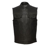 First Manufacturing Men's Hotshot Motorcycle Vest - $229.99+